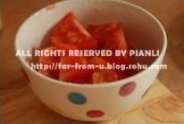 番茄菜花的做法 步骤4