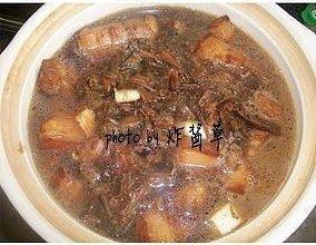 梅干菜红烧肉的做法 步骤10