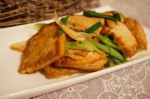 香煎豆腐--家常豆腐的做法 步骤8