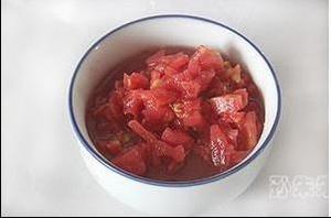 西红柿鸡蛋汤的做法 步骤3