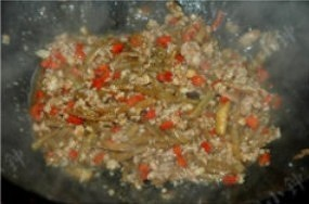 肉沫茄子的做法 步骤5