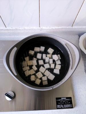 丝瓜豆腐汤(附奶白色汤方法)的做法 步骤2