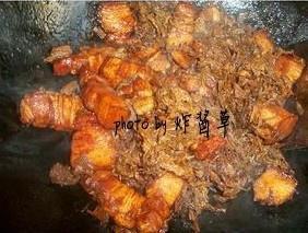 梅干菜红烧肉的做法 步骤8