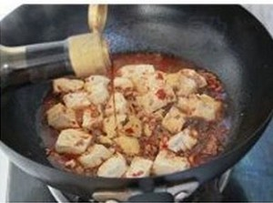 麻婆豆腐的做法 步骤6