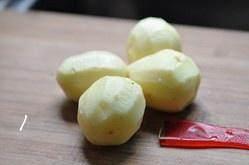 孜然洋葱土豆片的做法 步骤1
