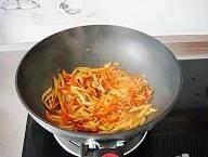 蚝油杏鲍菇的做法 步骤5
