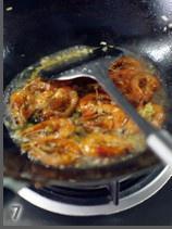 油爆虾的做法 步骤7