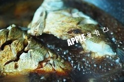 红烧鳊鱼的做法 步骤10