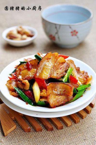 四川回锅肉的做法