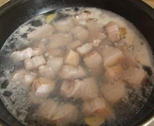 笋干烧肉的做法 步骤4