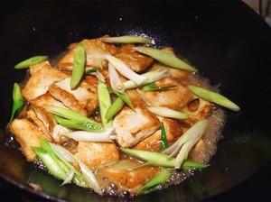 香煎豆腐--家常豆腐的做法 步骤6
