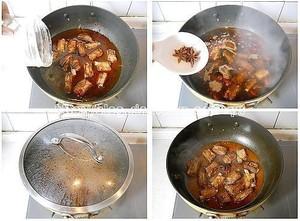 土豆烧排骨的做法 步骤6