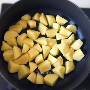 糖醋土豆的做法 步骤4