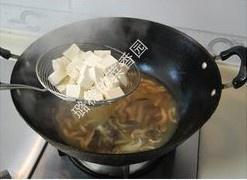 三鲜豆腐的做法 步骤14