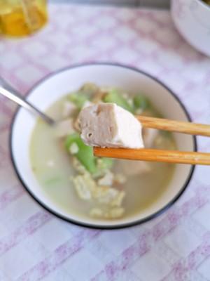 丝瓜豆腐汤(附奶白色汤方法)的做法 步骤18