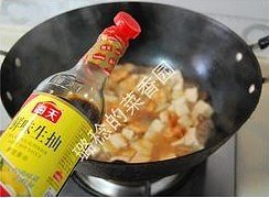 三鲜豆腐的做法 步骤17