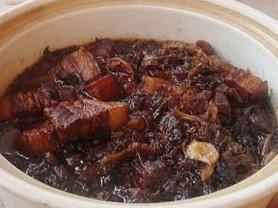 梅干菜红烧肉的做法 步骤11
