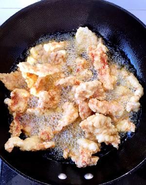 东北锅包肉的做法 步骤7