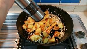 蒜香马铃薯的做法 步骤7