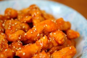 糖醋里脊 鸡胸肉的新吃法 香酥酸甜节日聚餐必做菜 超详细做法的做法 步骤10