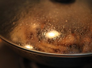 冬菇焖鸡的做法 步骤9