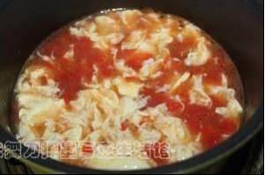西红柿鸡蛋汤的做法 步骤6