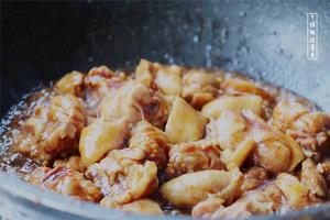 花5万买来的配方,这才是正宗的黄焖鸡米饭的做法 步骤6