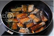 红烧带鱼的做法 步骤4