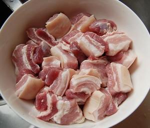 笋干烧肉的做法 步骤3