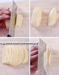 酸辣土豆丝的做法 步骤2