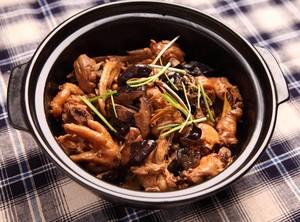 冬菇焖鸡的做法 步骤10