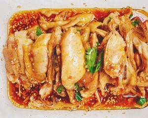 麻辣口水鸡(家常版)的做法 步骤8