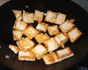 香煎豆腐--家常豆腐的做法 步骤4