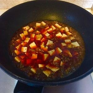 麻婆豆腐的做法 步骤10