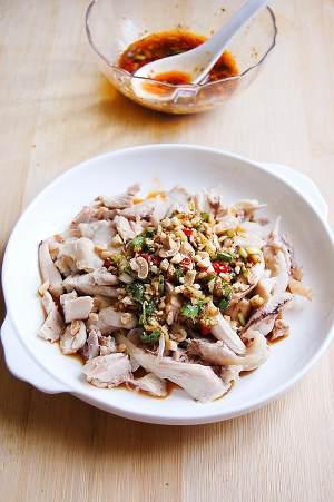 香辣口水鸡的做法 步骤6