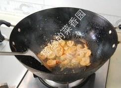 三鲜豆腐的做法 步骤4