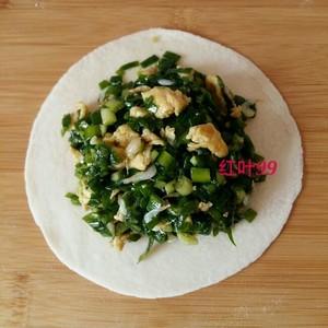 鲜香韭菜盒子的做法 步骤10