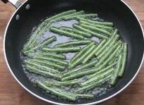 茄子豆角的做法 步骤5