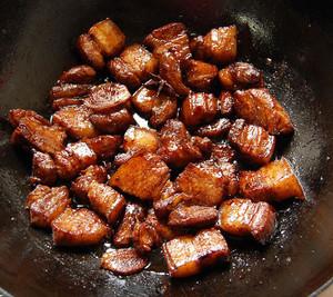 笋干烧肉的做法 步骤8