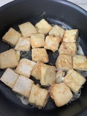 无敌好吃的香煎豆腐的做法 步骤5