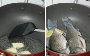 鲫鱼豆腐汤的做法 步骤2