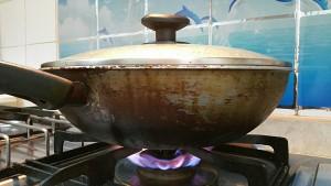 菠菜虾仁蒸蛋的做法 步骤13