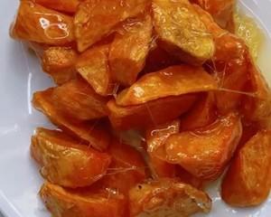 拔丝红薯的做法 步骤15